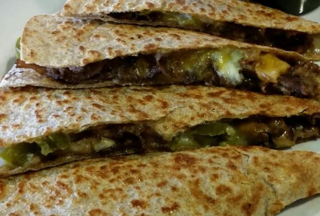 Steak Quesadillas Feature
