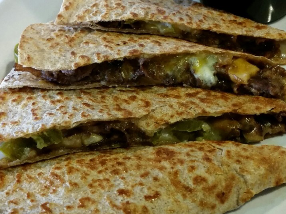 Steak Quesadillas Feature